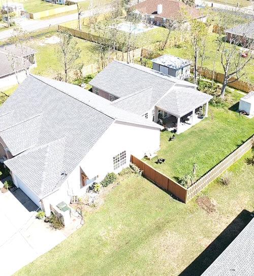 Shingle Roof Refurbished